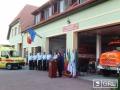Ákosfalvi községi napok: Mentőautóval gazdagodott Ákosfalva