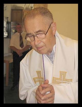 Elhunyt Csík Miklós c. kanonok, püspöki tanácsos, ny. plébános