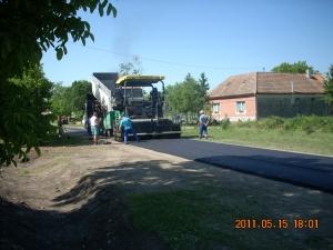 A Ságvári Endre utca felújítása