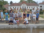 Sport tábor 2012